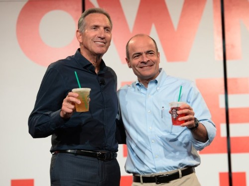 Starbucks is partnering with a beer giant to enter a $1 billion business — but it's not for coffee or beer