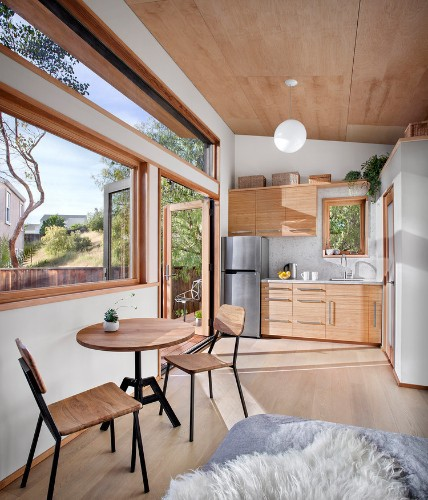 This stunning $117,000 tiny home can be built in under six weeks