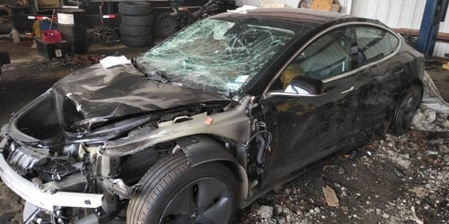 Tesla Model 3 airbags didn't deploy in crash, lawyer says company is unresponsive