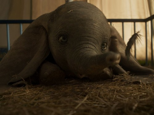 Here's what the cast of Disney's live-action 'Dumbo' looks like in real life