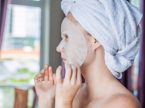 There's a hidden way to use a sheet mask that can work wonders for your skin