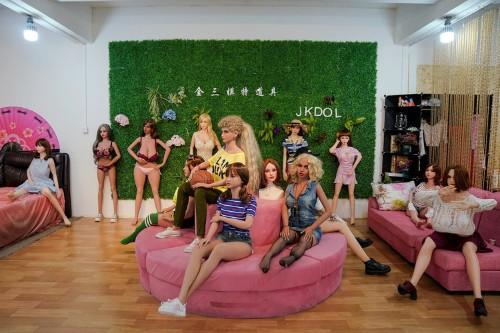 Hong Kong's sex doll 'brothel' closes up shop after police raid