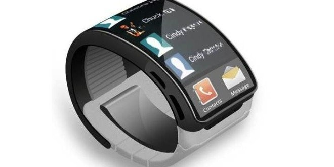 Fantastic Concept Images Of Samsung's New Galaxy Gear Smartwatch