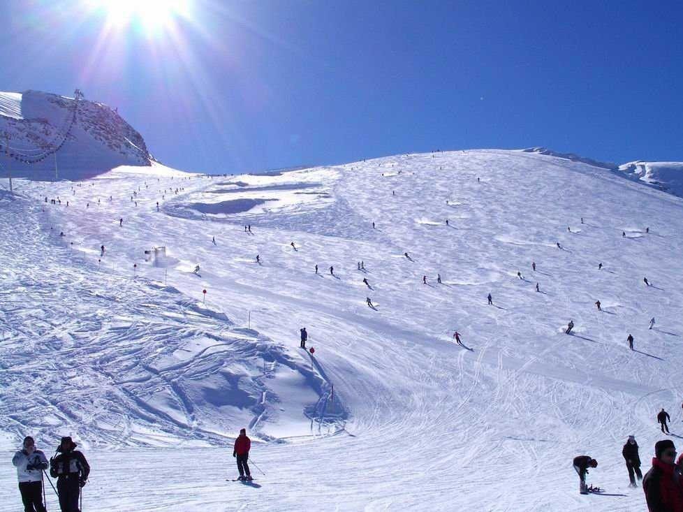 Ski & Snowboarding - Magazine cover