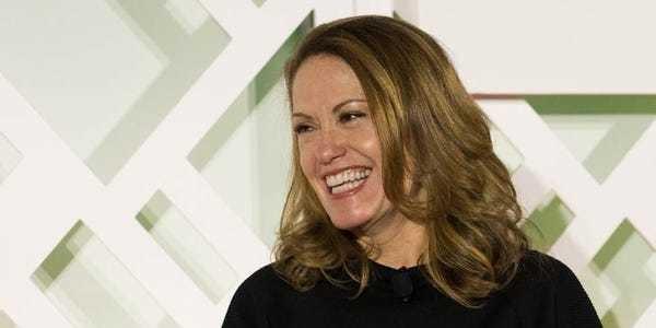 Peggy Johnson Microsoft LinkedIn interview - Business Insider