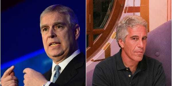 Prince Andrew says he has 'no recollection' of meeting an alleged Epstein abuse victim - Business Insider