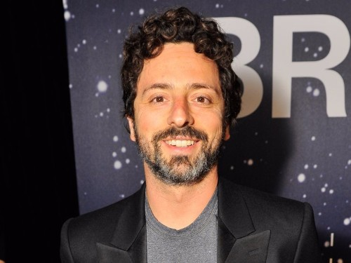 How a couple of rides in a junky car with Yahoo's founder had a big impact on young Sergey Brin