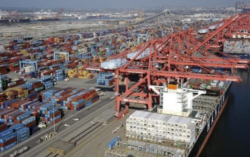 U.S. trade deficit widens in May as oil prices lift import bill