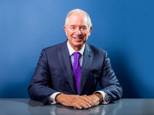 Blackstone CEO Stephen Schwarzman shares best career lessons