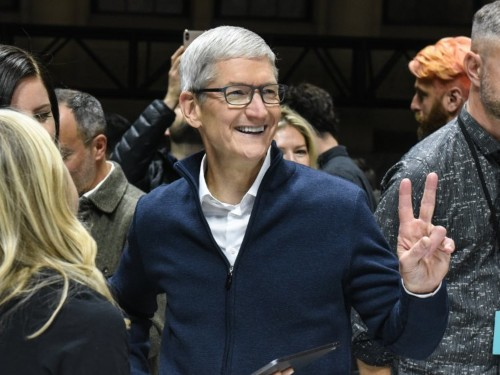 Tim Cook has 5 go-to words for controlling the narrative at Apple: 'The way I see it'