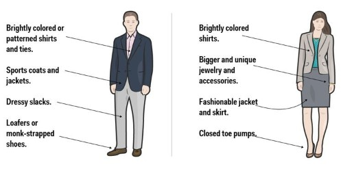 Here's What The 'Smart Casual' Dress Code Really Means