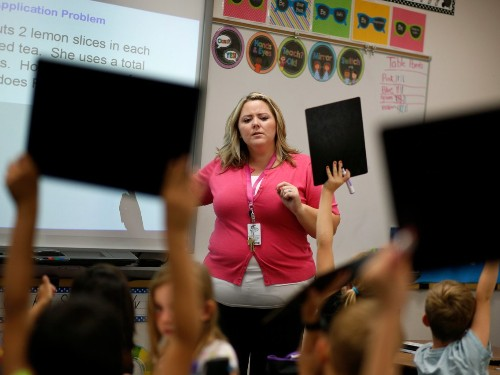The US has a shortfall of 307,000 teachers to students - Business Insider