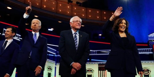 Dem voters have lower expectations for Biden, Sanders in next debate