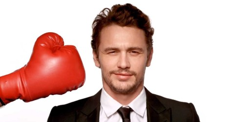 AD OF THE DAY: James Franco gets Punched In The Face