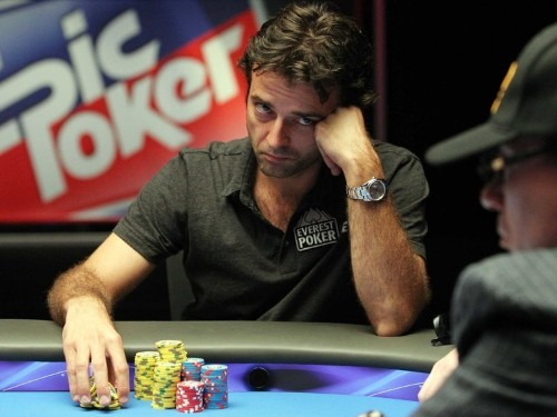 It's Easy To Call A Poker Player's Bluff — Just Study Their Hand Movements