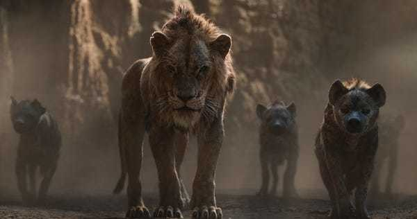 'The Lion King' was slammed by critics, but audiences didn't care - Business Insider