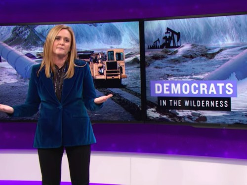 Samantha Bee: Why Democrats need to stop acting like losers