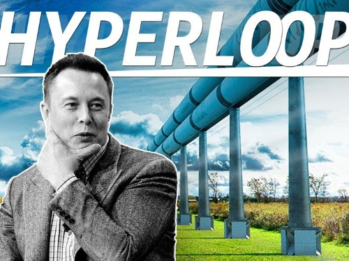 SpaceX just announced more details about its Hyperloop test track