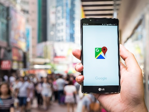 How to calibrate a Google Maps app to be more accurate