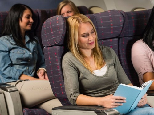 25 things you can do on an airplane to take your career to the next level