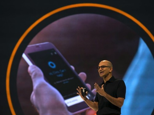 Microsoft signed a deal that could bring its virtual assistant to 50 million phones