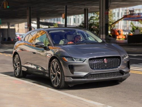 We drove the $87,000 Jaguar I-Pace to see if it's ready to challenge electric SUVs from Tesla, Mercedes, and Audi — here's the verdict