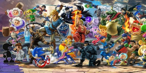 'Super Smash Bros. Ultimate' brings more than 70 characters to the Nintendo Switch — here they all are