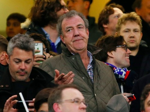 Some people want Amazon to fire Jeremy Clarkson over his comments about transgender people