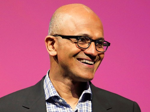 Microsoft CEO Satya Nadella lays out what's next for his company - Business Insider