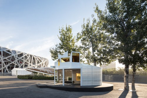 BMW designed these tiny luxury cabins for city life — take a look inside