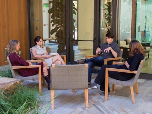 An etiquette expert reveals 7 conversation starters for your next work event