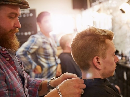 Follow this one simple rule to get a much better haircut
