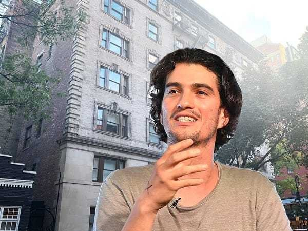 Report: Ousted WeWork CEO Adam Neumann to sell triplex penthouse in NY - Business Insider