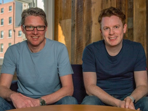 Irish money messaging startup cofounded by a Facebook veteran raises €25 million just 6 months after launch