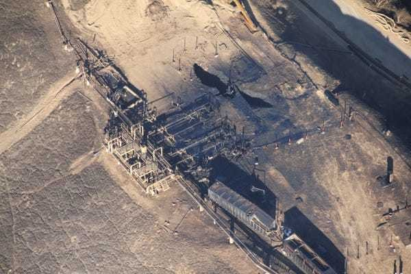 Aliso Canyon gas leak is nowhere close to being plugged - Business Insider