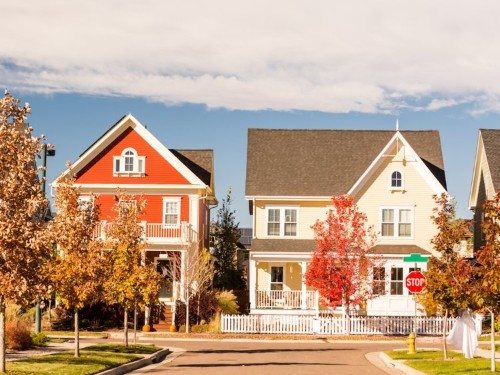 Forget buying the cheapest house on the best street — a real-estate exec says there's a smarter move to make