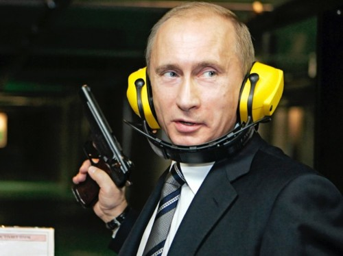 Putin casually floated the idea of using nuclear weapons against ISIS