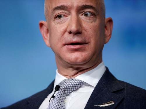 We might have just got a big hint that Amazon's not going to start selling drugs