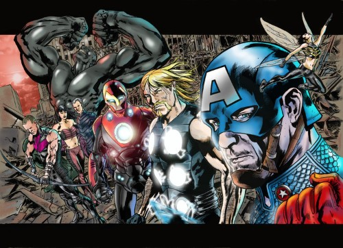 Why comic book writer Mark Millar believes he can compete with Marvel Studios