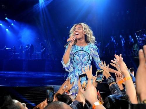 Next Time You Listen To Beyoncé, Pandora May Peg You As A Democrat