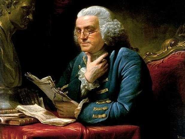 15 Career Insights From Benjamin Franklin