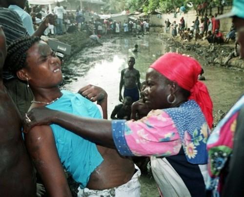 Head of Haiti's voodoo religion dies