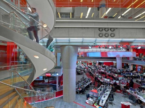 9 Of The Most Amazing Office Spaces On The Planet