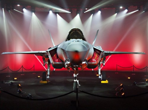The Pentagon wants a half-billion more dollars for the F-35