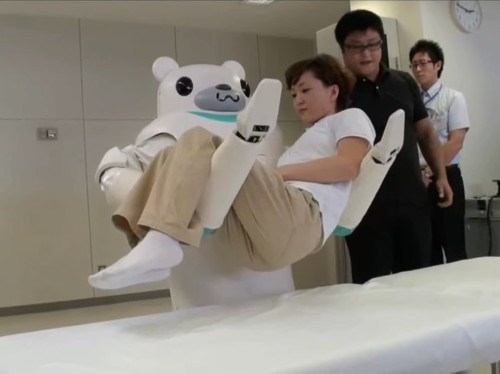 Toyota is creating 'sophisticated' robots to take care of elderly people