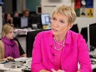 Barbara Corcoran Real Estate Salaries - Business Insider