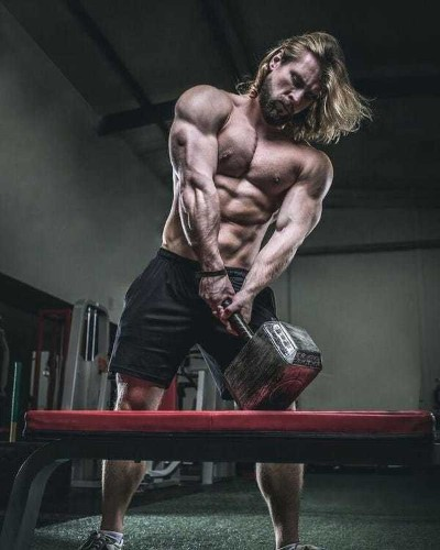 A man defied cystic fibrosis and became a real-life Thor - Business Insider