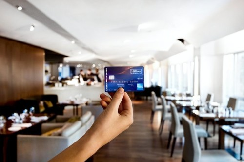 Hilton Aspire card: 6 things to do as a new cardmember