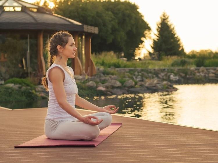 Meditation And Motivation - Magazine cover