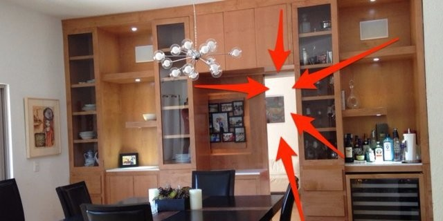This company will build a secret passageway in your house